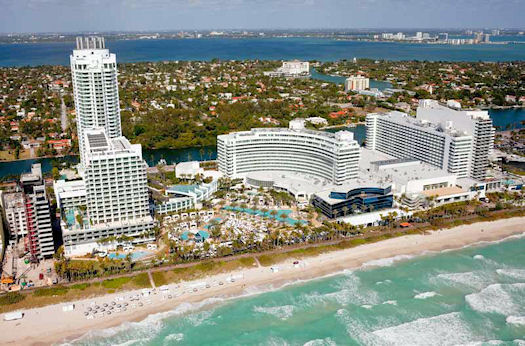 Fontainebleau Miami Beach Florida Condo Hotel Residences