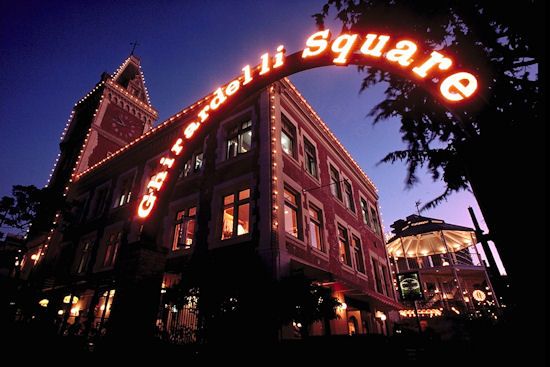Fairmont Heritage Place At Ghirardelli Square San