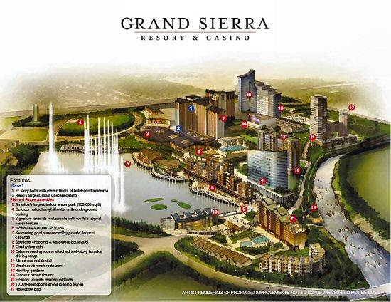 Grand Sierra Resort Reno