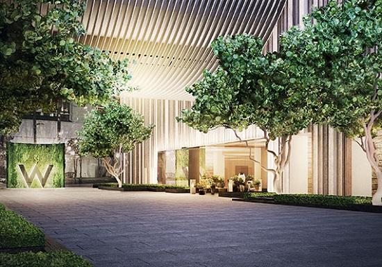Starwood Hotels Near Port Of Miami