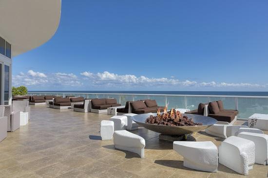 W Ft Lauderdale Condo Hotel Oceanfront Condos For Sale Amazing Amenities