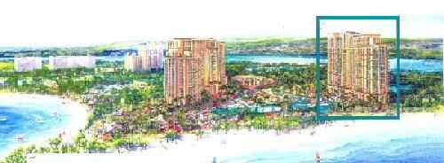 Residences at Atlantis-1, Paradise Island, Bahamas