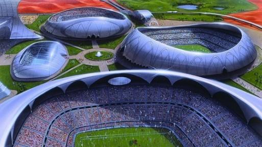 Sports City Dubailand