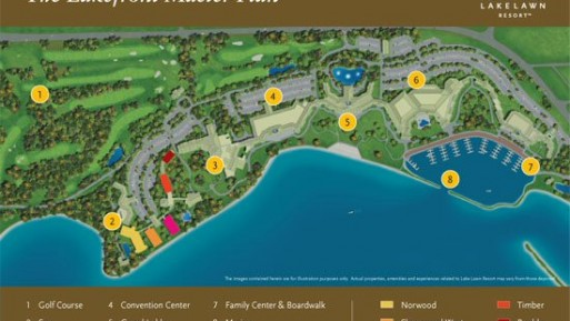 Lodges at Lake Lawn Resort