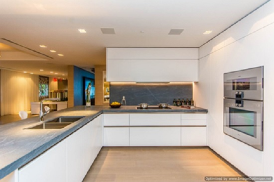 Ultra-modern kitchens will come with top-of-line features and appliances.