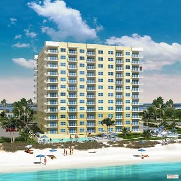 daytona aruba building