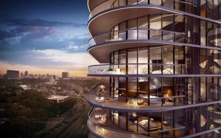 In keeping with the building's contemporary style, the condos will have modern, open concept designs.