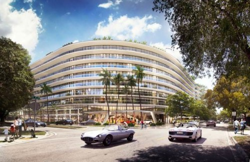 A $100 million project, Boulevard 57 will be an iconic building on Miami's upper east side.