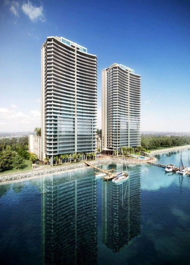 Allure is a to-be-built, two-building condominium development in Ft. Myers, FL.