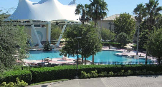 This is the UCF pool for students like my girls who will live on campus. Rough life.