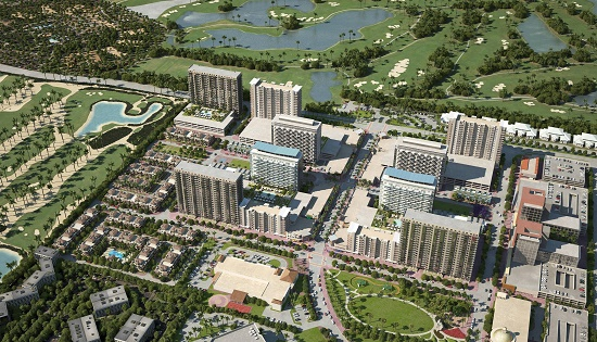 Downtown Doral will be a 120-acre, family-oriented, city within a city.