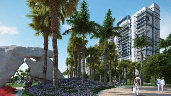 Condos at 5350 Park can be reserved now starting at $243,000.