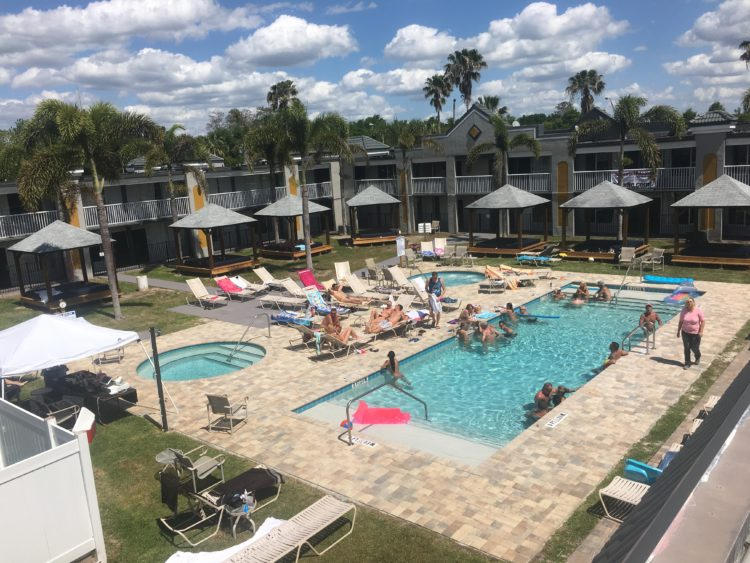 Secrets Hideaway Resort in Kissimmee, FL promotes the swinger lifestyle.