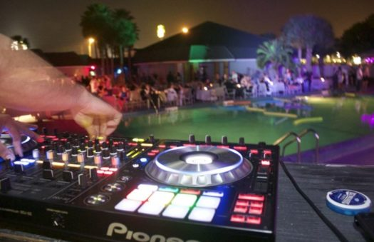 Pool Party With DJ