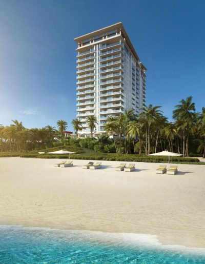 VistaBlue will be a 19-story luxury condo on Singer Island.
