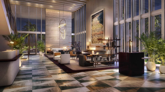 Four seasons private residences fort lauderdale oceanfront condos Kitchen and bath design center fort lauderdale