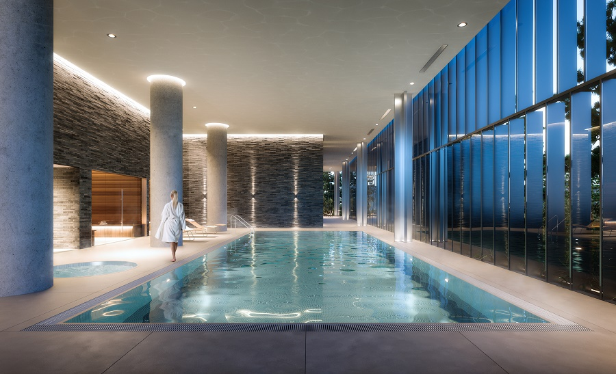 Infinity waters luxury condos in liverpool england 3 year leaseback program for Liverpool hotels with swimming pool