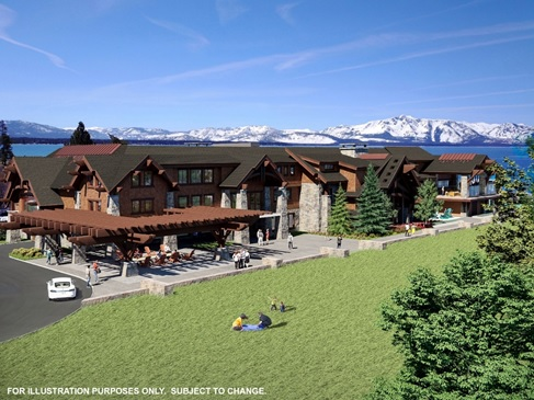Tahoe Beach Club Offers Lakefront Condo Ownership