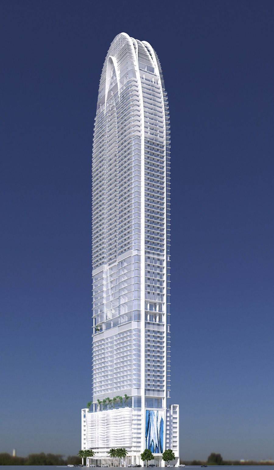 Okan Tower Miami Condo Hotel Center