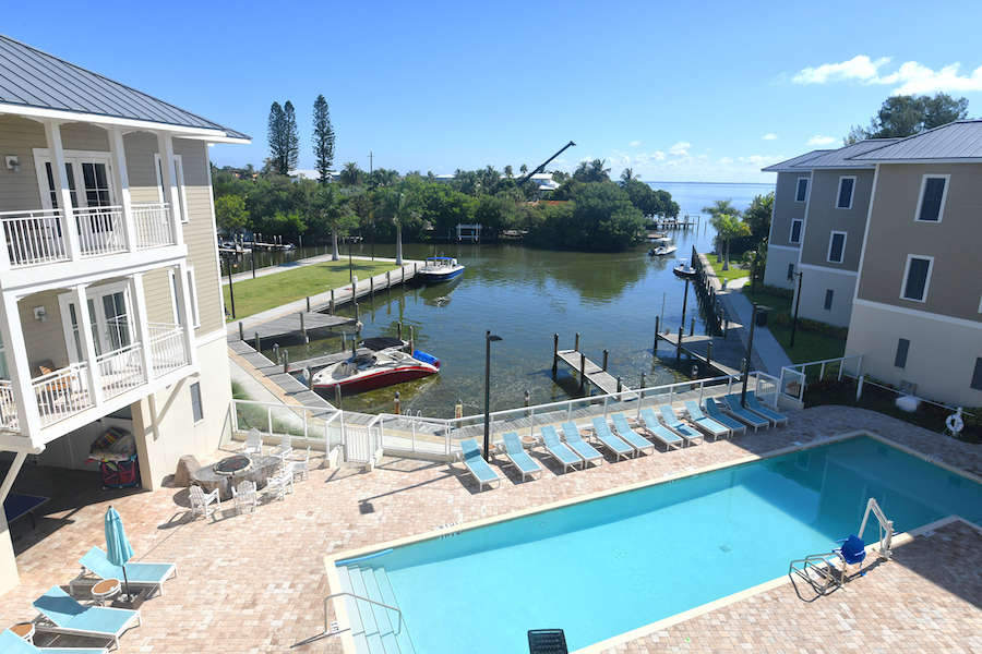 Waterline Villas & Marina