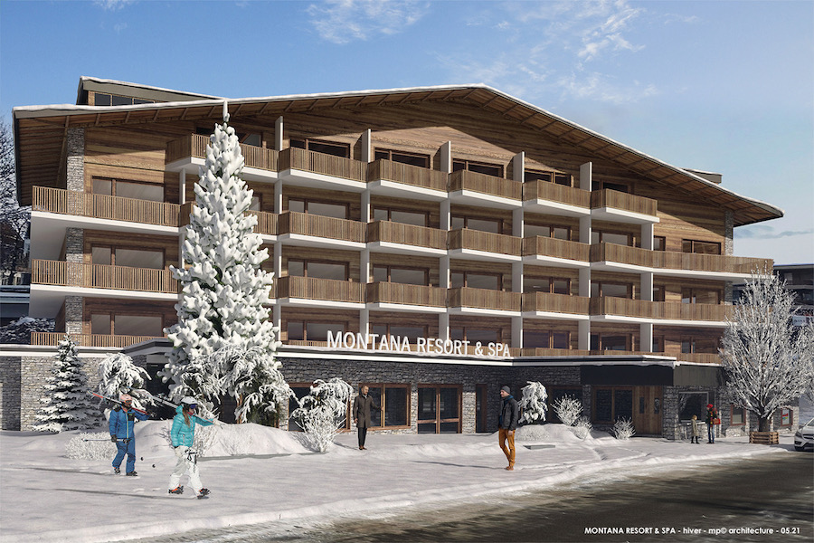 Montana Resort and Spa